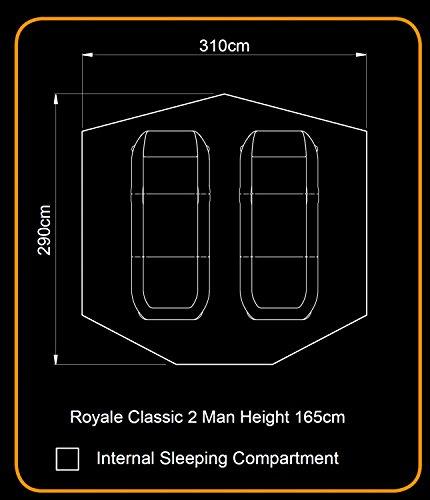 Fox – Royale Classic 2 Mann - 3