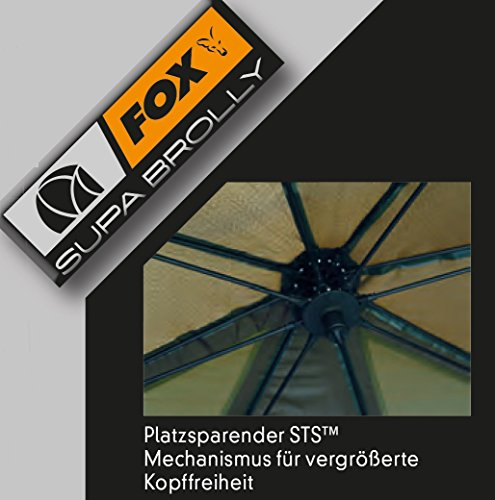 Fox – Supa Brolly System - 4