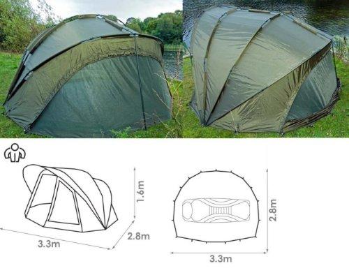 Chub - Super Cyfish Dome 1 Mann