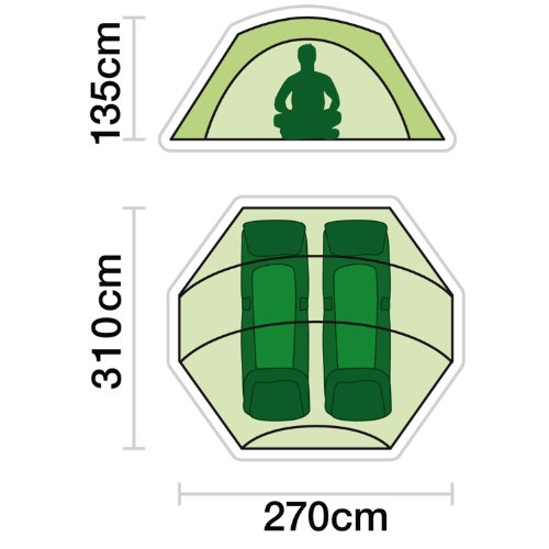 JRC Contact 2Man Bivvy - 2
