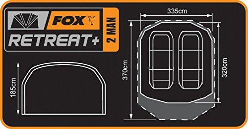 Fox -Retreat+ 2-Man Dome - 2