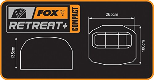 Fox – Retreat+ Compact Dome - 2