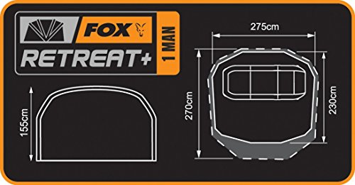 Fox – Retreat+ 1-Man Dome - 3