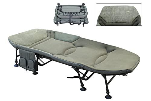 MK-Angelsport - Karpfenliege MK Platinum X-Flat Giant Bed Chair 8-Bein