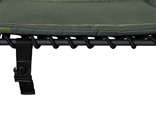 Ehmanns – Karpfenliege Pro-Zone Advantage Bedchair - 6