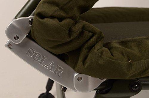 Solar – Karpfenliege SP C-Tech Bedchair Wide - 6