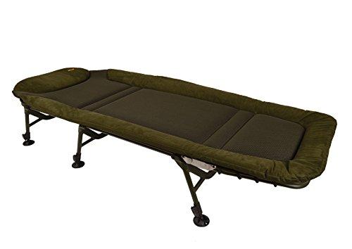 Solar - Karpfenliege SP C-Tech 6-leg Bedchair