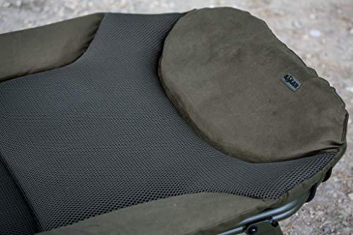 Solar – Karpfenliege SP C-Tech 6-leg Bedchair - 11
