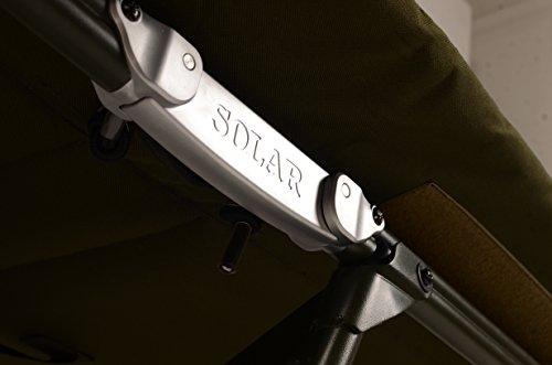 Solar – Karpfenliege SP C-Tech 6-leg Bedchair - 3