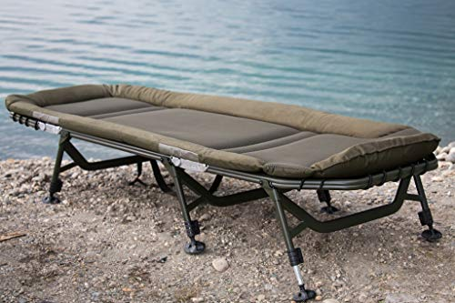 Solar – Karpfenliege SP C-Tech 6-leg Bedchair - 8